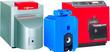 Напольные универсальные котлы (газовые котлы / котлы на дизельном топливе)