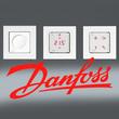 Новая серия комнатных термостатов Danfoss Icon™!